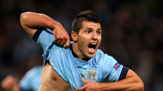 Manchester City's Messiah Sergio Agüero Pulls Another Resurrection Act