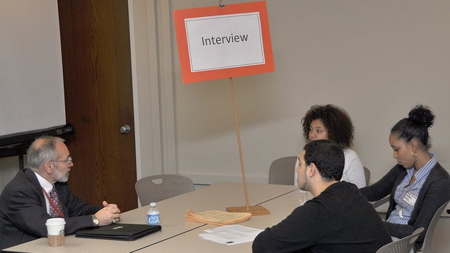Answer an Age Question At a Job interview by Focusing on Experience