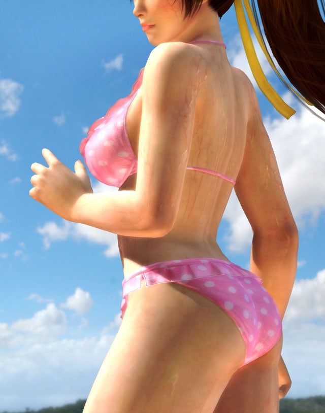 Dead or Alive 5 Couldn't Have Picked a Better Time to Roll Out the Preorder Swimsuits