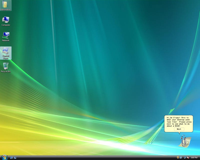 131 Redesigned BSODs We'd Like to See When Windows 7 Crashes