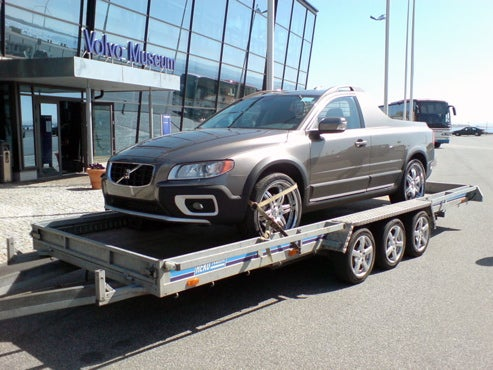 The Volvo XC70chero Brings The Dream To Sweden