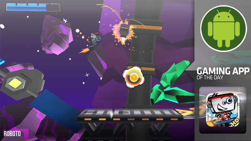 From Flick Rocket to Roboto, The Best Gaming Apps We've Played This Week