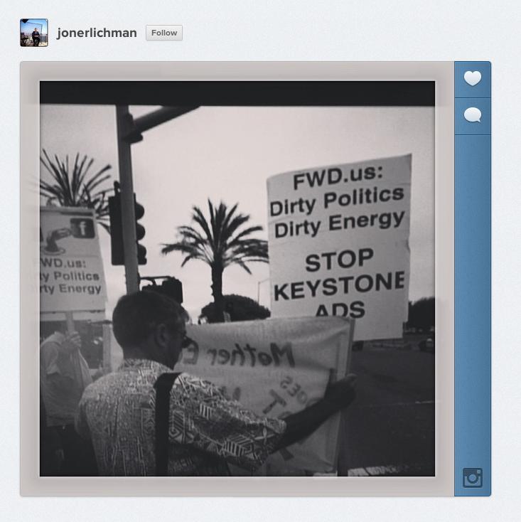 Protestors Hit Facebook Shareholder Meeting