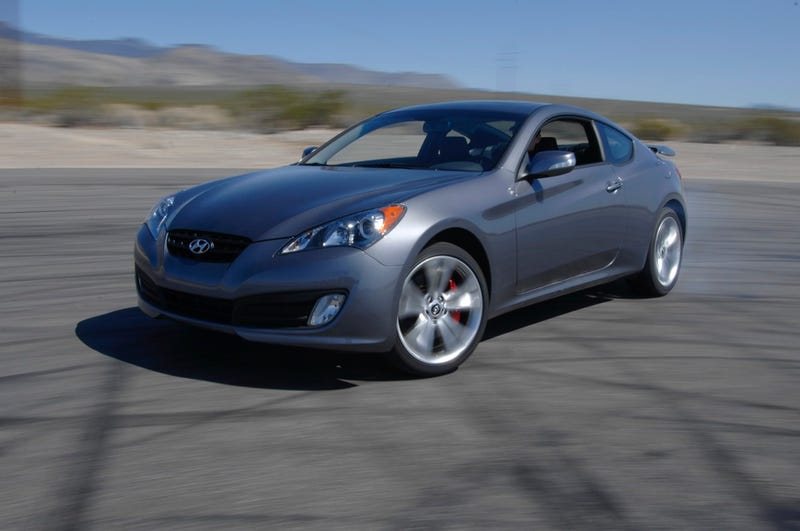 2010 Hyundai Genesis Coupe: First Drive
