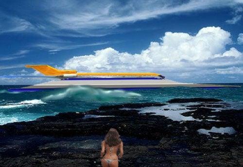 Transform Your Old Boeing Into A Futuristic Boatplane