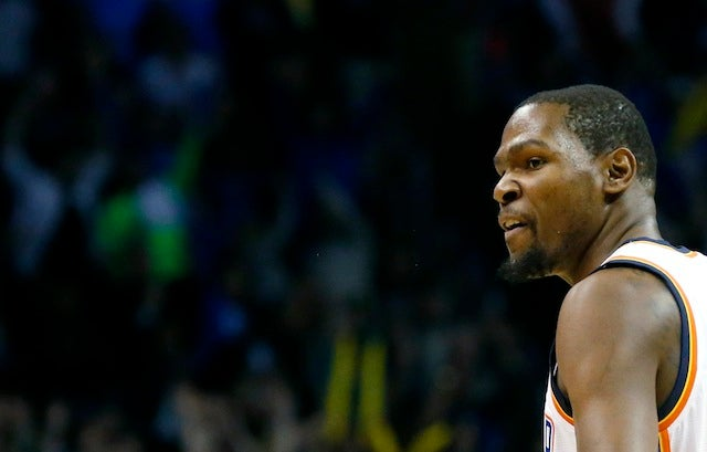 Pissed-Off Kevin Durant Is The Best Kevin Durant