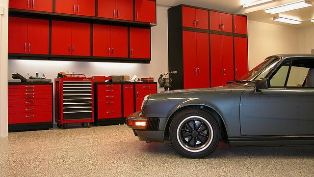 What Do You Need In A Well-Equipped Garage?