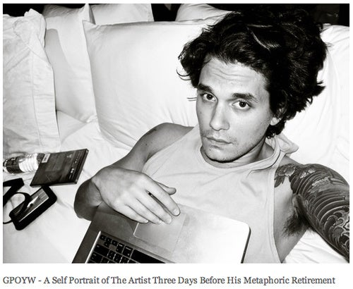 John Mayer Has Quit Twitter