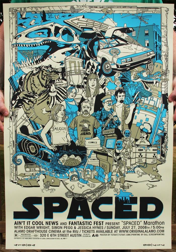 Classic Movies Get Silkscreen Poster Update