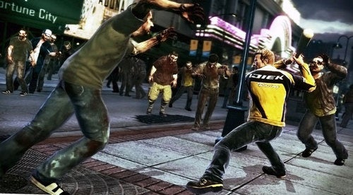 Dead Rising 2's Original Setting Was A Zombie Disneyland
