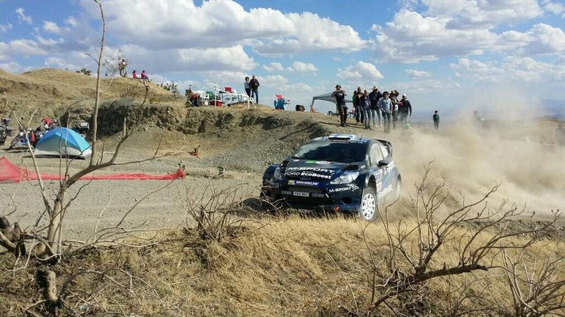 LIVE VIDEO COVERAGE OF RALLY MEXICO!