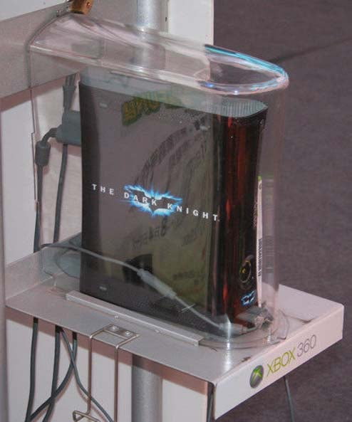 Dark Knight Xbox 360 Available On eBay For $Obscene