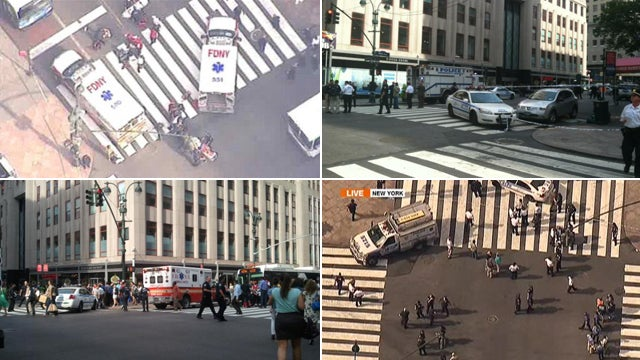 Breaking: Reports of Deadly Shootout Near Empire State Building (UPDATES, GRAPHIC PHOTOS)