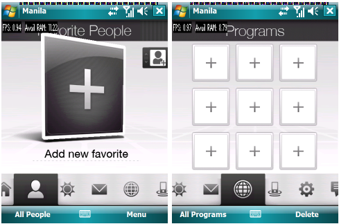 HTC TouchFlo 2.0 Leaked, Covers Up Windows Mobile Even Better?