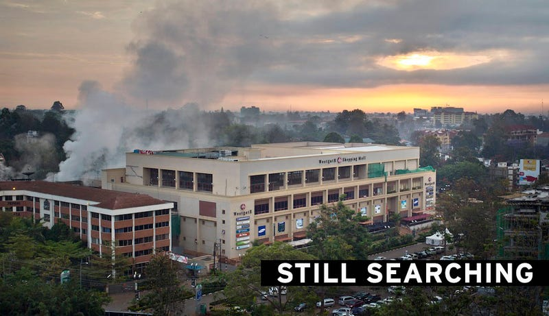 Kenya Mall Attack: US Experts Join Search for Bodies, Evidence