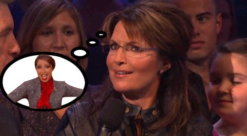 A Disturbingly Thorough Analysis Of Sarah Palin On DWTS
