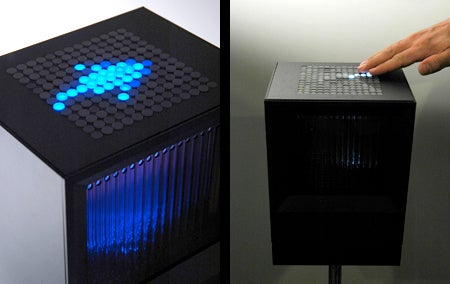 3D Display Lumen is the Epitome of Undulating Beauty