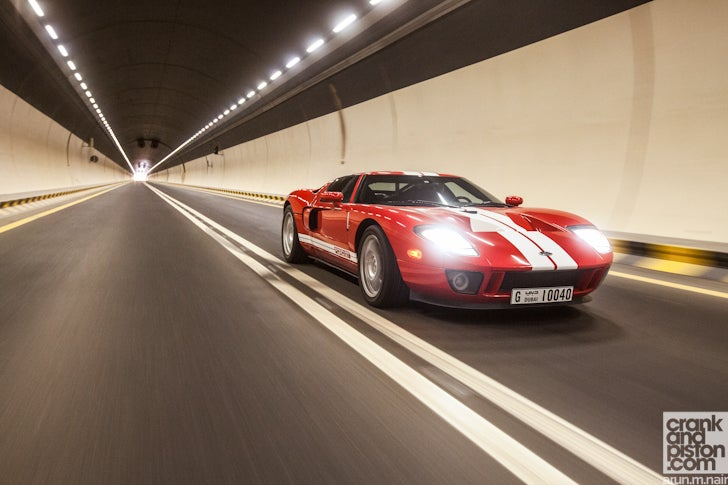 VIDEO. Ford GT. Ten years young