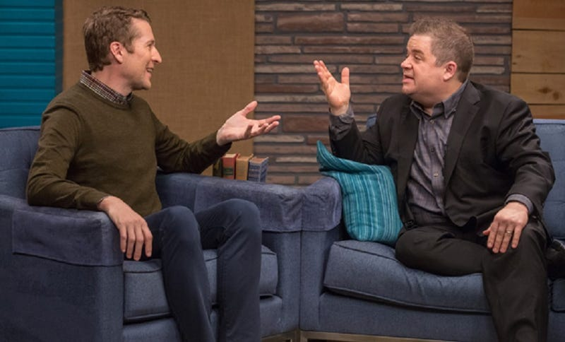 Reggie Watts to Watch Patton Oswalt Bitch On Comedy Bang! Bang!