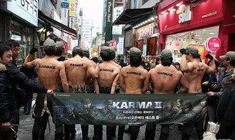 Korean Dev Goes all Nazi to Promo MMO