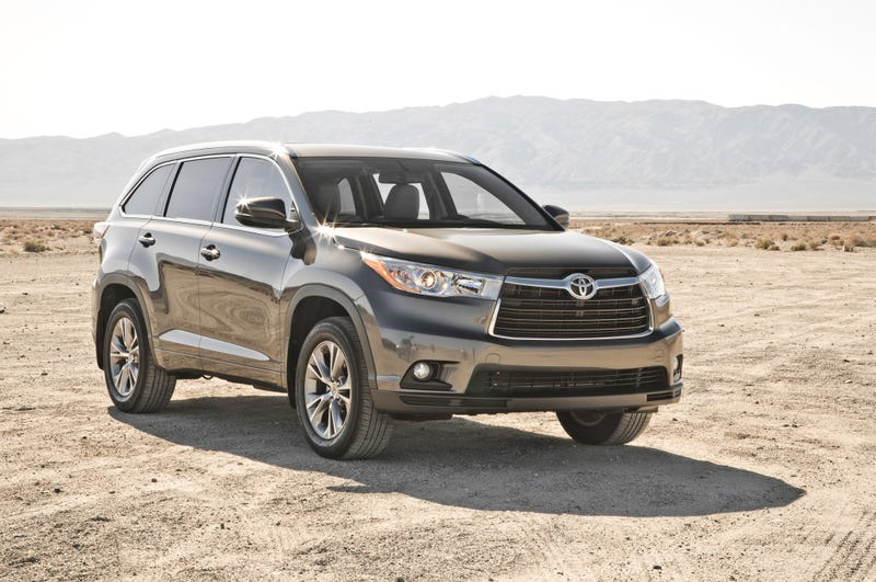 2014 Toyota Highlander XLE: The Chairman Kaga Review