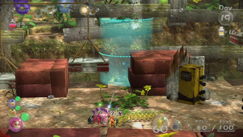 Pikmin 3 Is a True Pikmin Game (For Better or Worse)