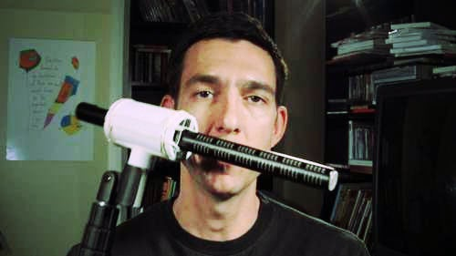 Build a DIY Microphone Shockmount on the Cheap