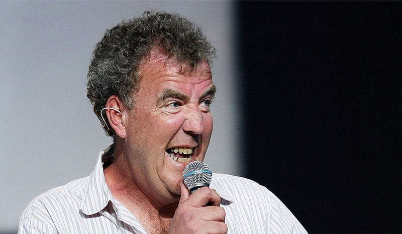 Jeremy Clarkson Might Be Heading For Pebble Beach, Approach Him With Extreme Caution