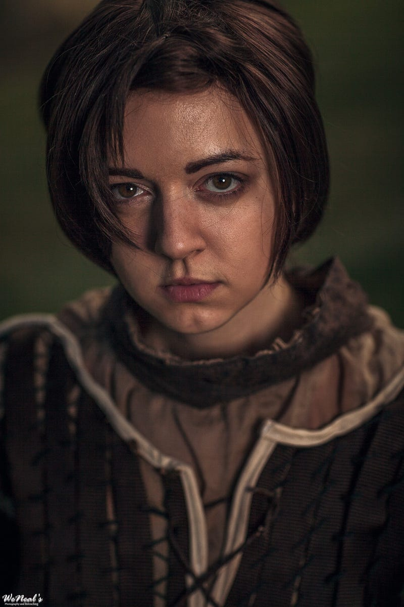 Arya Stark, Is That You?