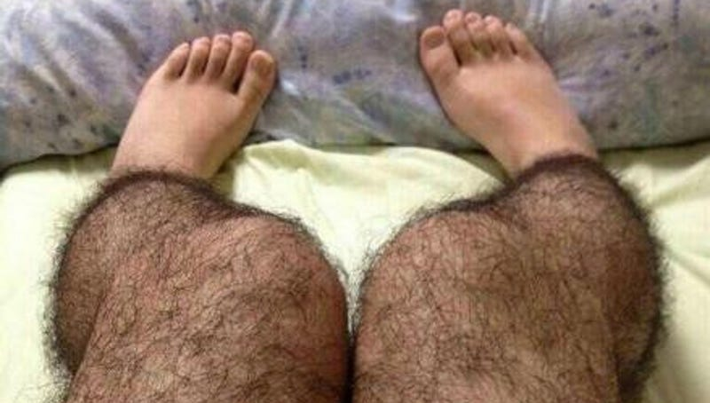 These Hairy 'Anti-Pervert Stockings' Are Big in China