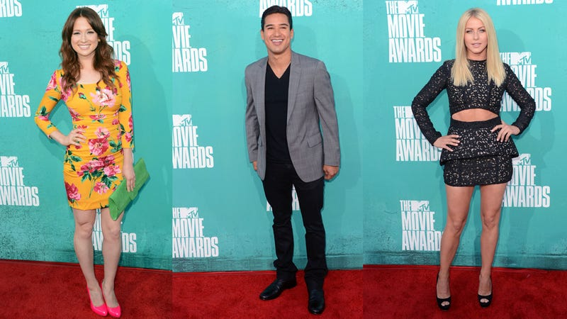 Early '90s Style Ruled the MTV Movie Awards Red Carpet