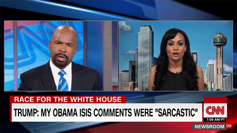 Trump Spokeswoman Admits Obama Did Not Invade Afghanistan