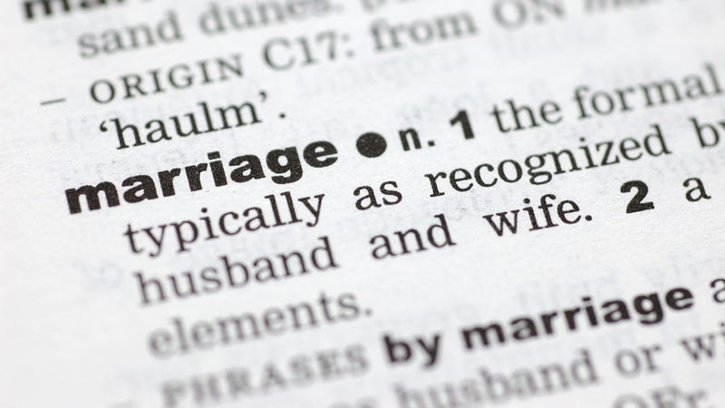 Oxford Dictionary to 'Redefine' Marriage to Include Same-Sex Partners