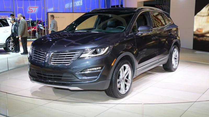 The MKC Is Another Attractive Lincoln – Just Make It Drive Special