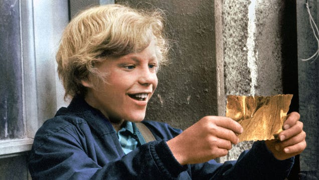 Check Out An Unpublished Chapter from Charlie and the Chocolate Factory