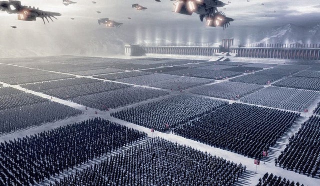 New Killzone Trailer Shows Grand Spectacle, Desperate Struggle Of Sci-Fi War