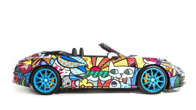 Why Did Pablo Picasso Vomit On This Porsche 911?