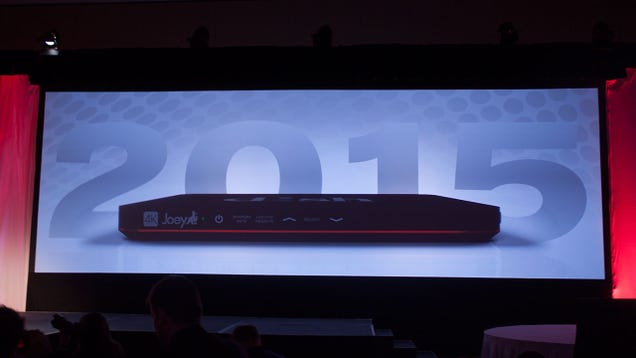 Dish's New Joey Set-Top Box Is All About 4K