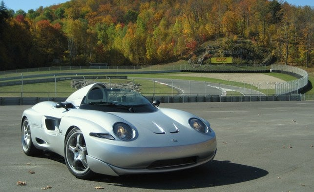 The Wingho W3 Triposto Is a Modern-Day Porsche 718 RSK