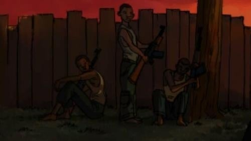 Global Conflicts: Child Soldiers Preview: Show Me, Don't Tell Me