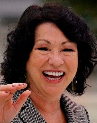 Sonia Sotomayor To Write Memoir