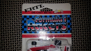 New to Live and Let Diecast - ERTL Formula 1 Cars
