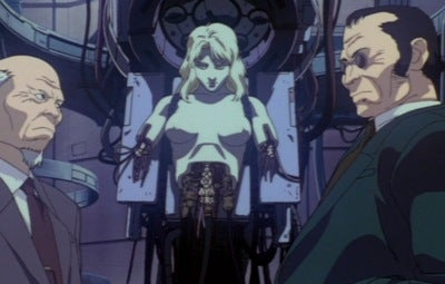 Terminator, The Queen Borg In The Shell Chronicles