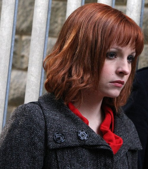 The Doctor's Daughter Joins A Sexy, Sexy Dystopia