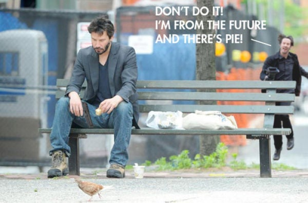 Sad Keanu Is Now Happy Keanu