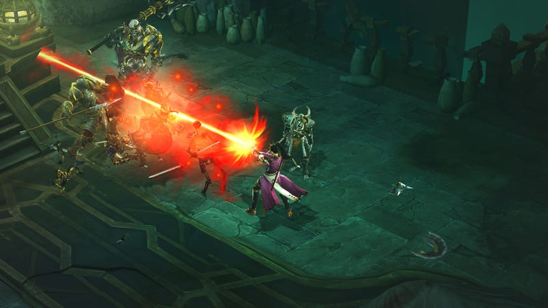 Diablo III Gameplay Screenshots