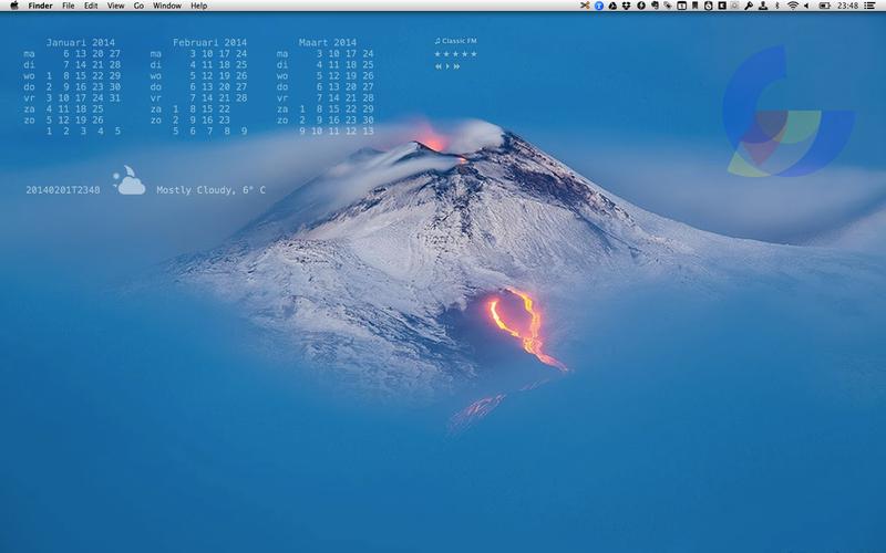 The Smoldering Desktop