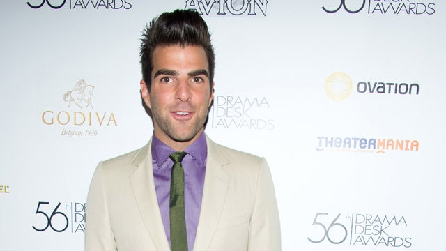 Zachary Quinto Casually Outs Himself