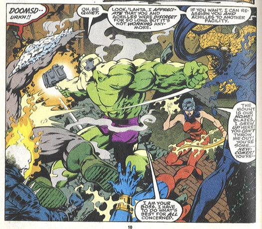 10 weird times Marvel and DC unofficially crossed over