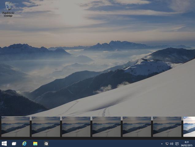 Nuevas combinaciones de teclas en Windows 10 (hotkeys)